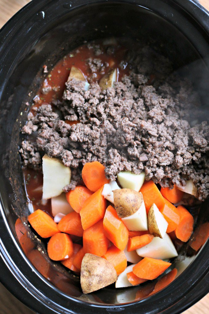 Poor Man'S Stew  Poor Man's Stew by The Magical Slow Cooker