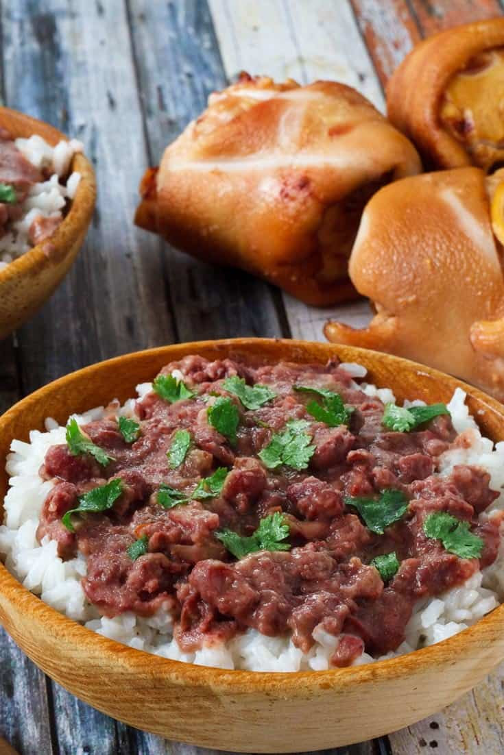 Popeyes Red Beans And Rice  Popeyes Red Beans and Rice Copycat Recipe