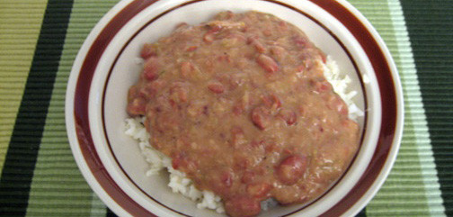 Popeyes Red Beans And Rice  popeyes fried chicken red beans and rice recipe