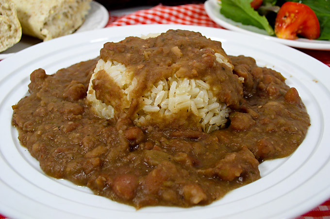 Popeyes Red Beans And Rice  popeyes recipe for red beans and rice