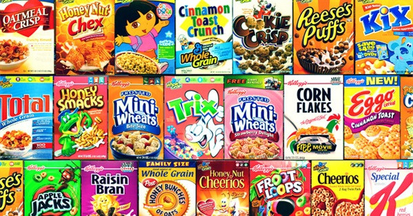 Popular Breakfast Cereals  The 50 Greatest Breakfast Cereals of All Time How many