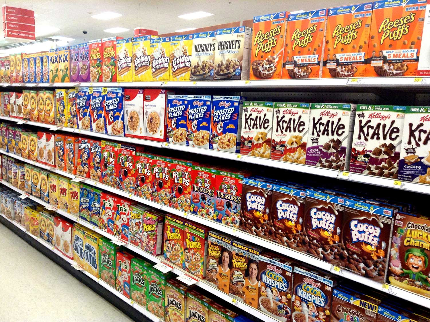 Popular Breakfast Cereals  How Cereal Became the Quintessential American Breakfast