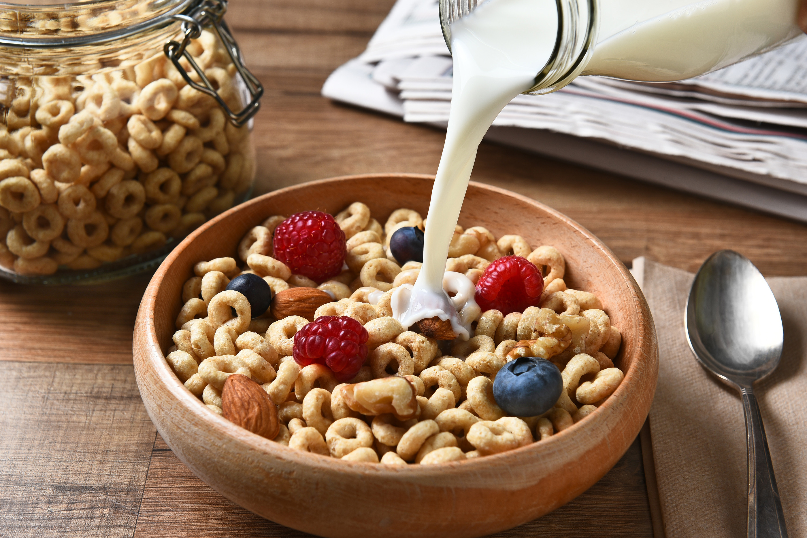 Popular Breakfast Cereals  The Fascinating Ways in Which Breakfast Cereals are Made