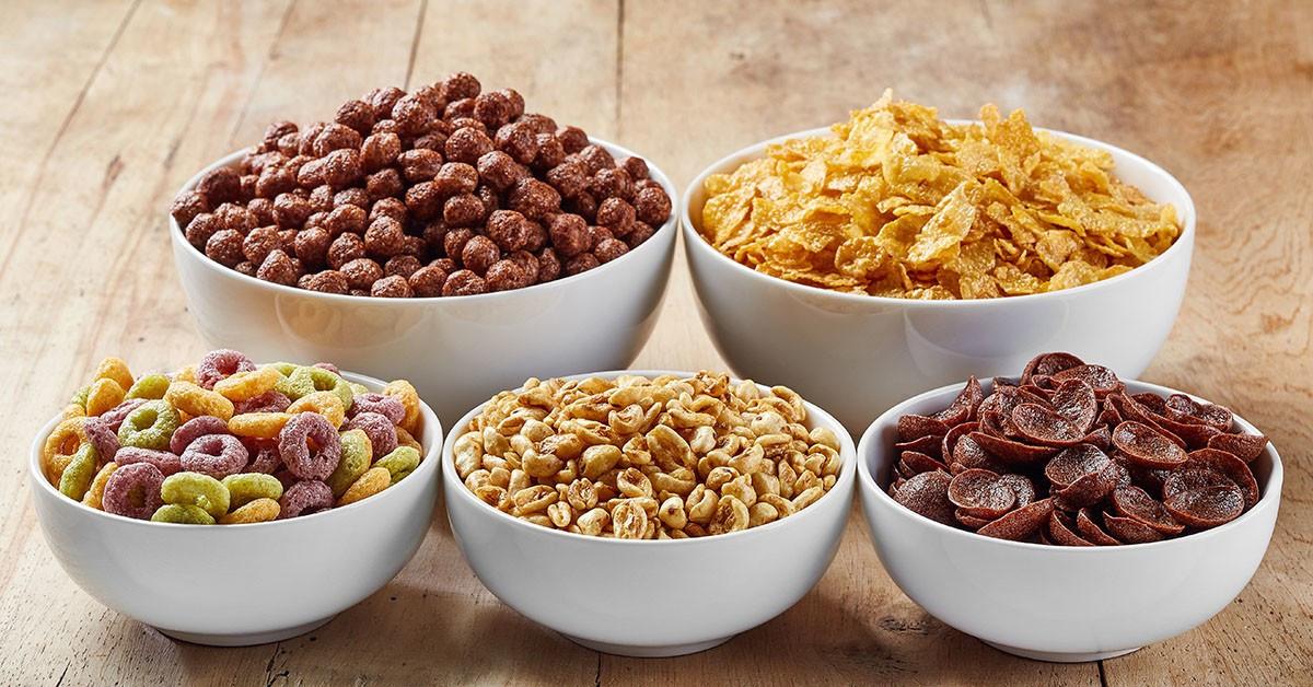 Popular Breakfast Cereals  GMO Corn in Cereal Top 10 Breakfast Cereals Most Likely