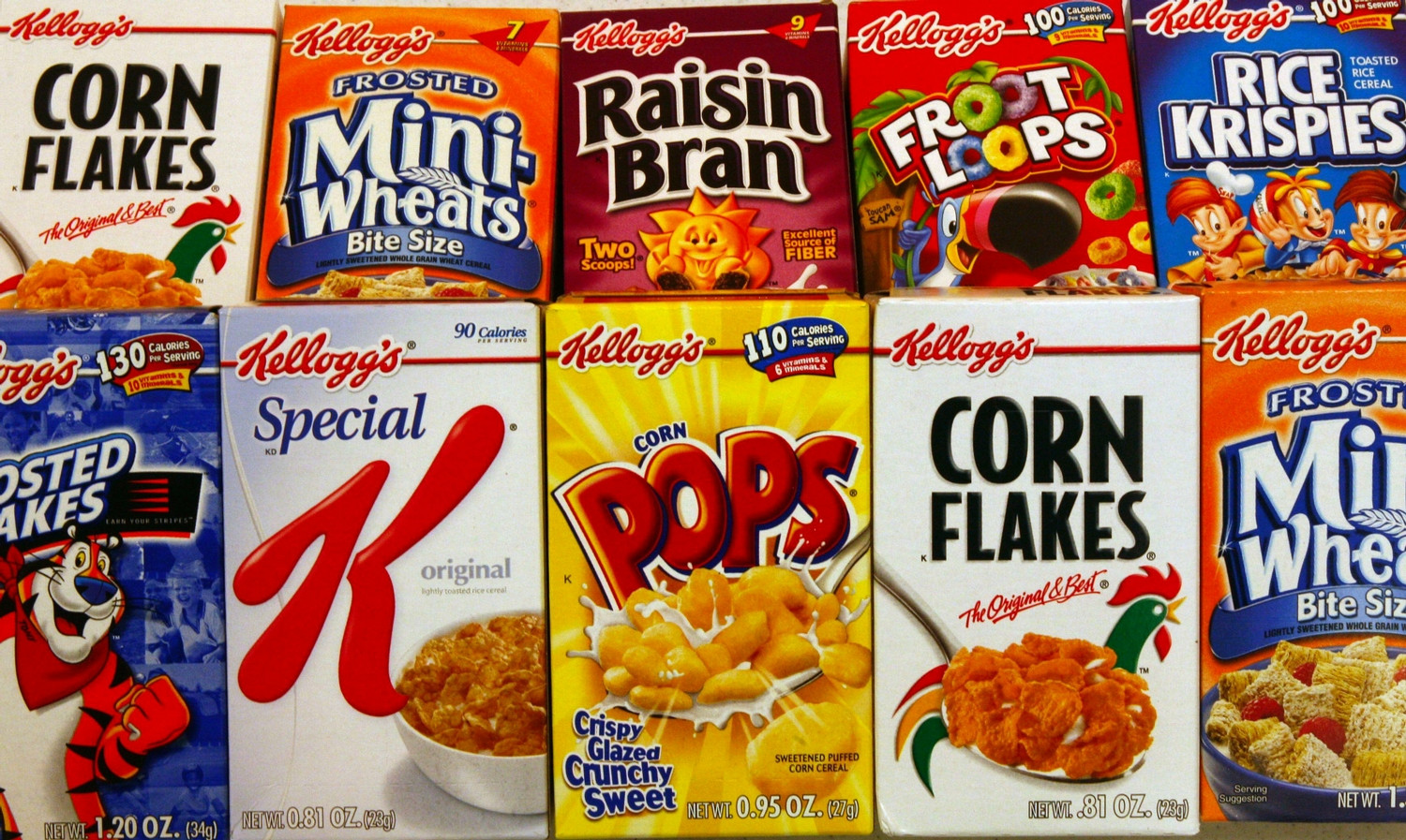 Popular Breakfast Cereals  Kellogg s advances emerging markets growth strategy with