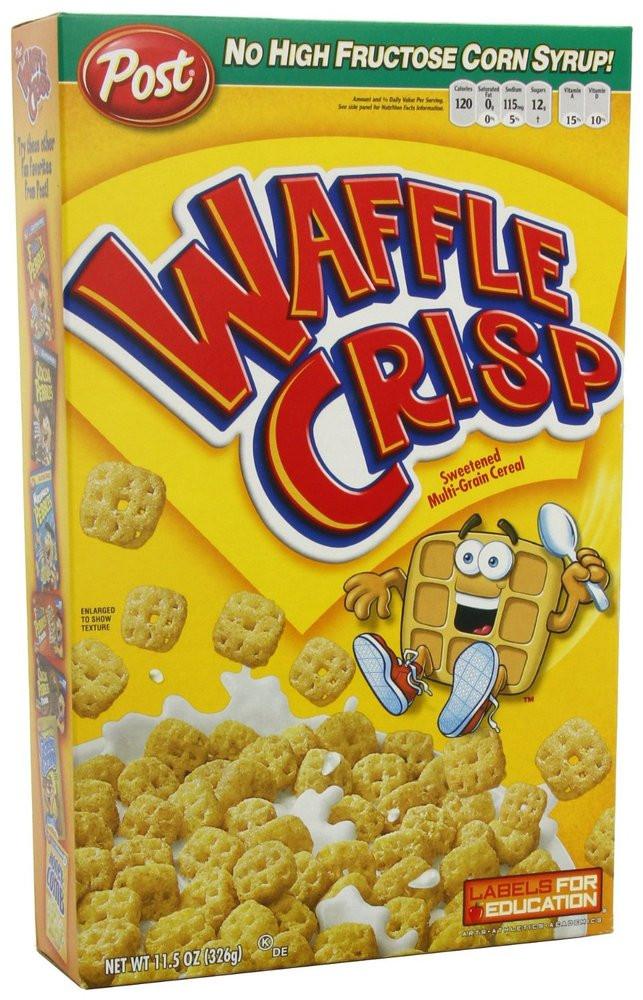 Popular Breakfast Cereals  The 20 Best Cereals In Order