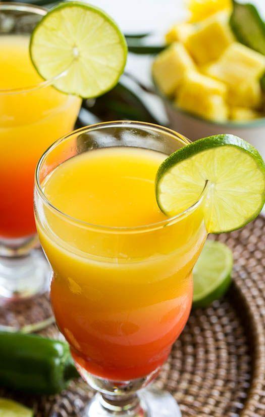 Popular Tequila Drinks  Best 25 Tequila sunrise ideas on Pinterest