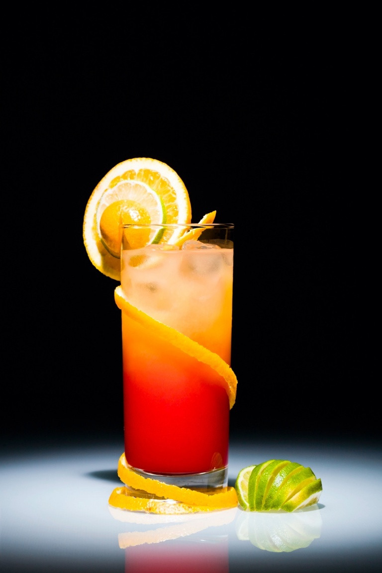 Popular Tequila Drinks  Top cocktail recipes Tequila Sunrise