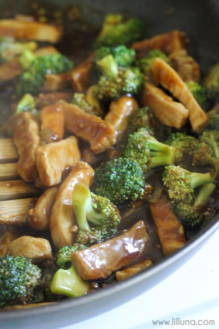 Pork And Broccoli  Pork and Broccoli Stir Fry