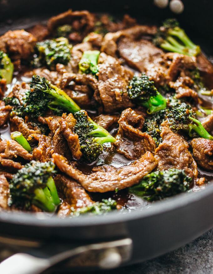 Pork And Broccoli  Crazy Good Beef And Broccoli Savory Tooth