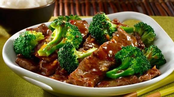 Pork And Broccoli  Beef and Broccoli Stir Fry Food So Good Mall