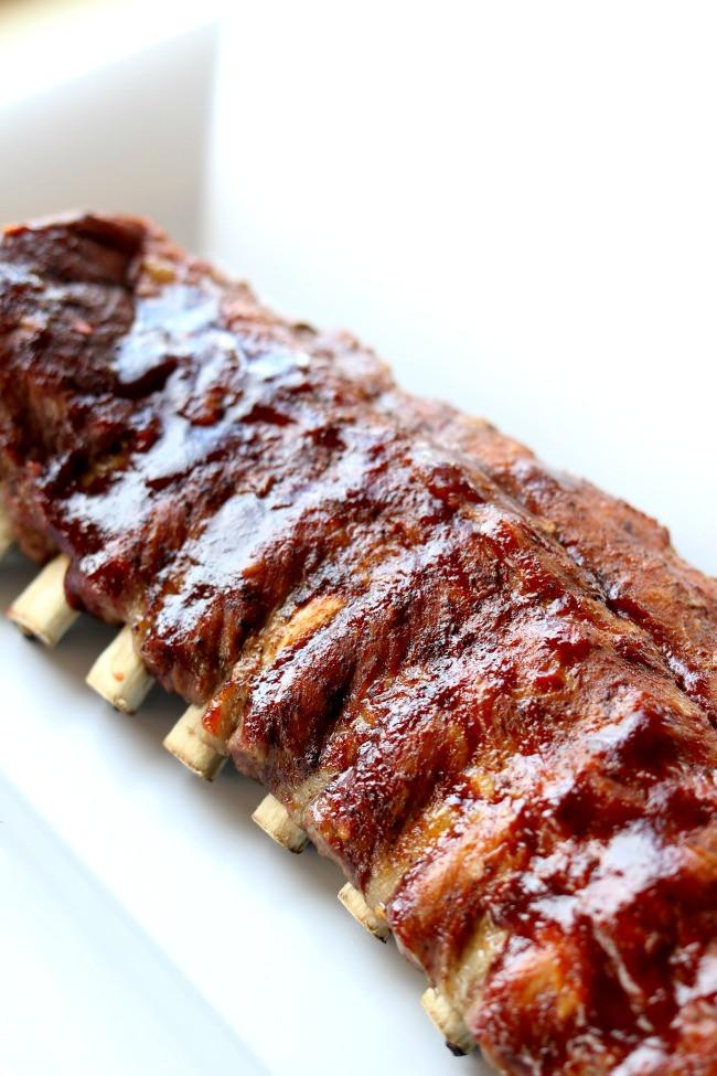 Pork Back Ribs Recipe  Instant Pot Slow Cooker St Louis Baby Back Pork Ribs 365