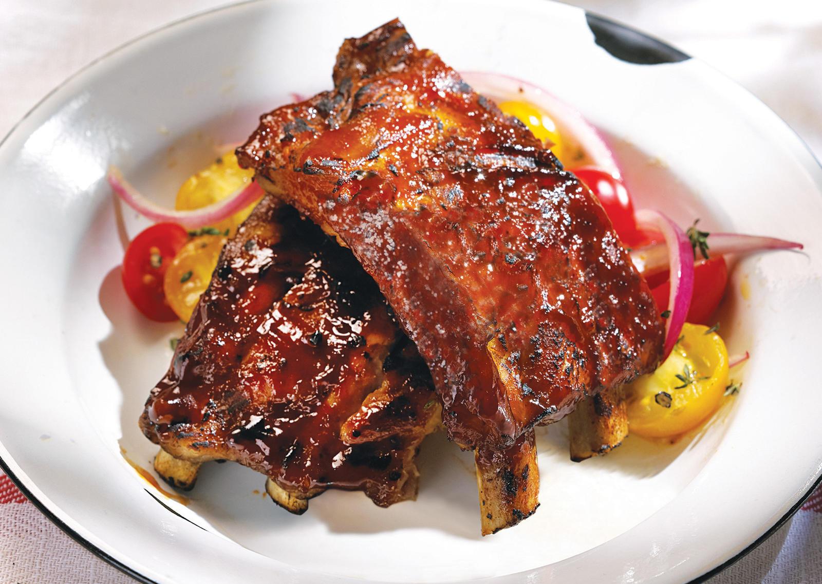 Pork Back Ribs Recipe  Sobeys