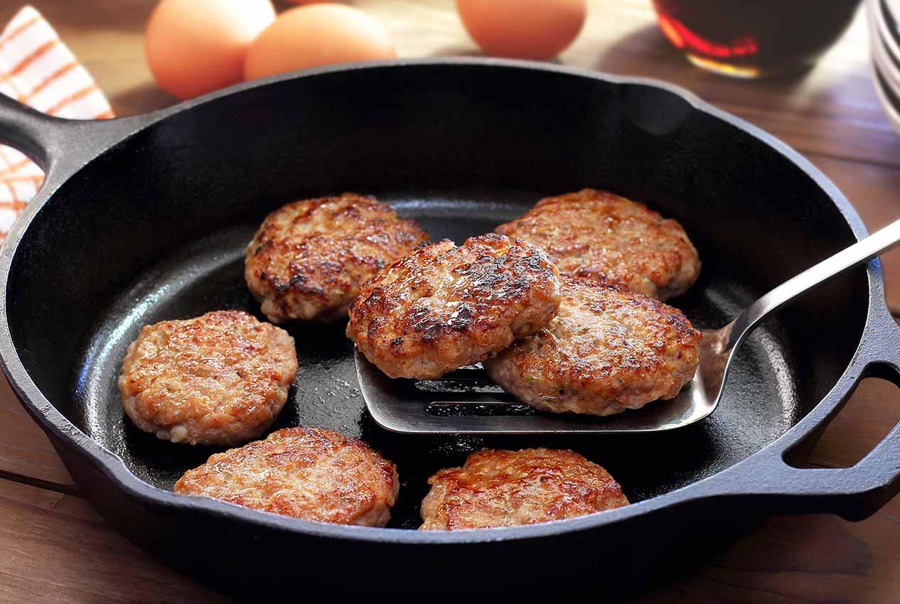 Pork Breakfast Sausage  Paleo Pork Breakfast Sausage Recipe