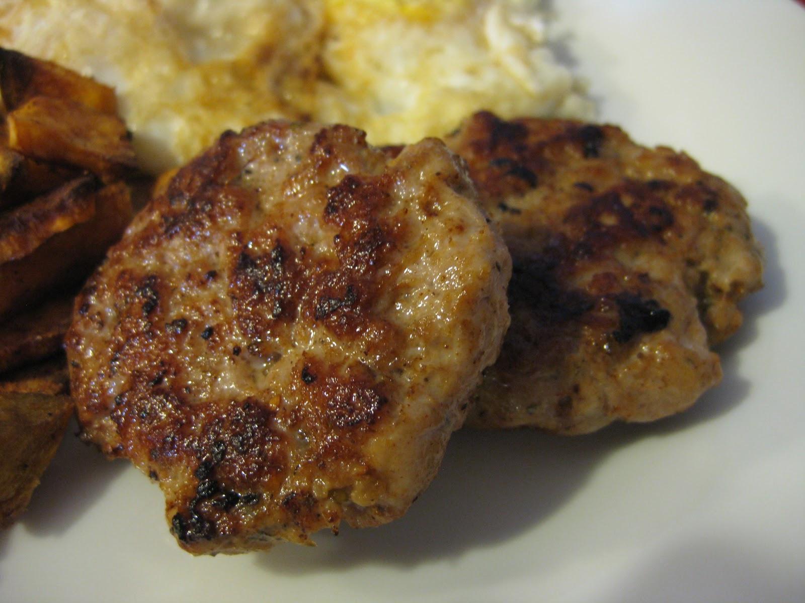 Pork Breakfast Sausage  Chow Bella Sage Pork Breakfast Sausage