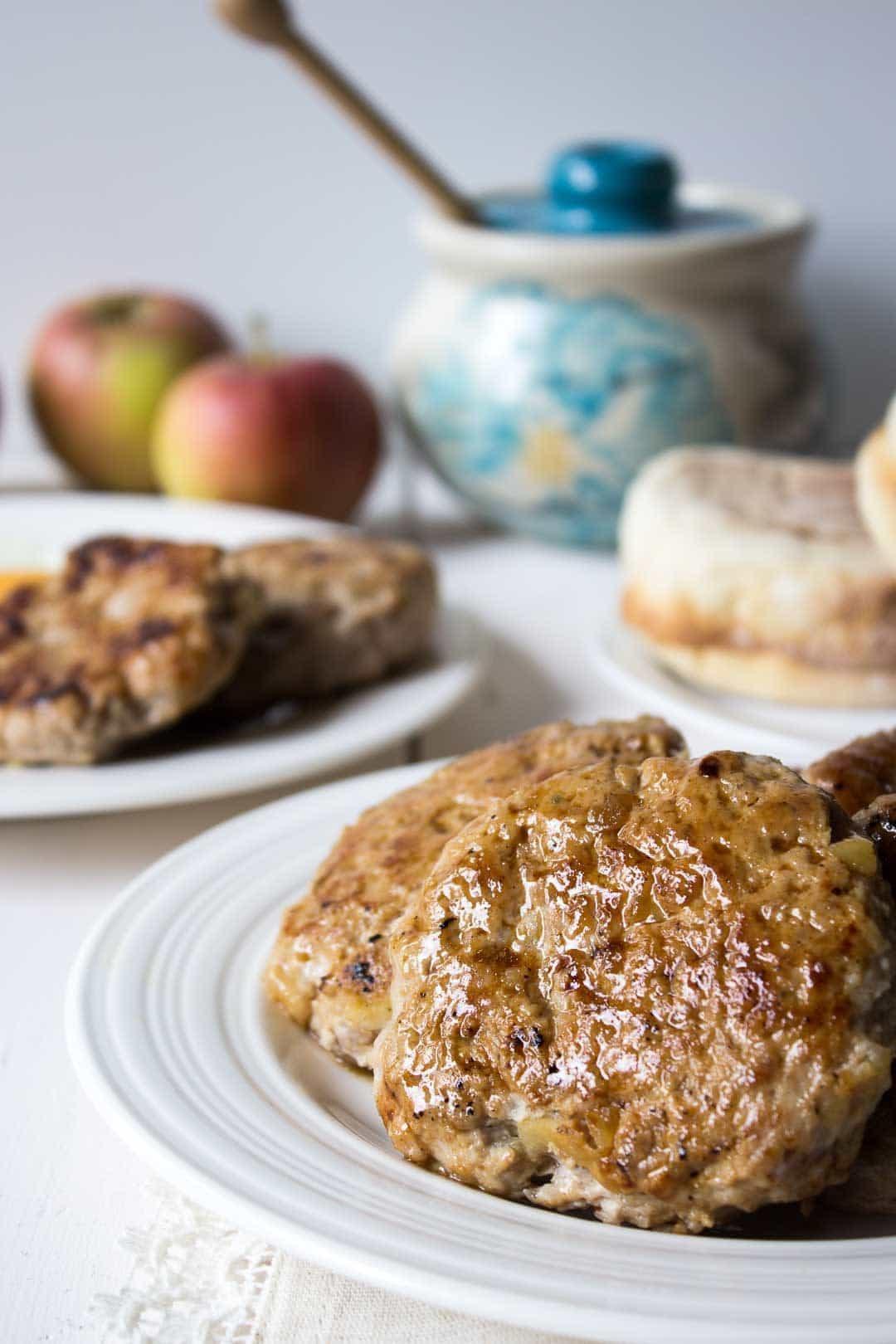 Pork Breakfast Sausage  Apple Pork Breakfast Sausage Beyond The Chicken Coop