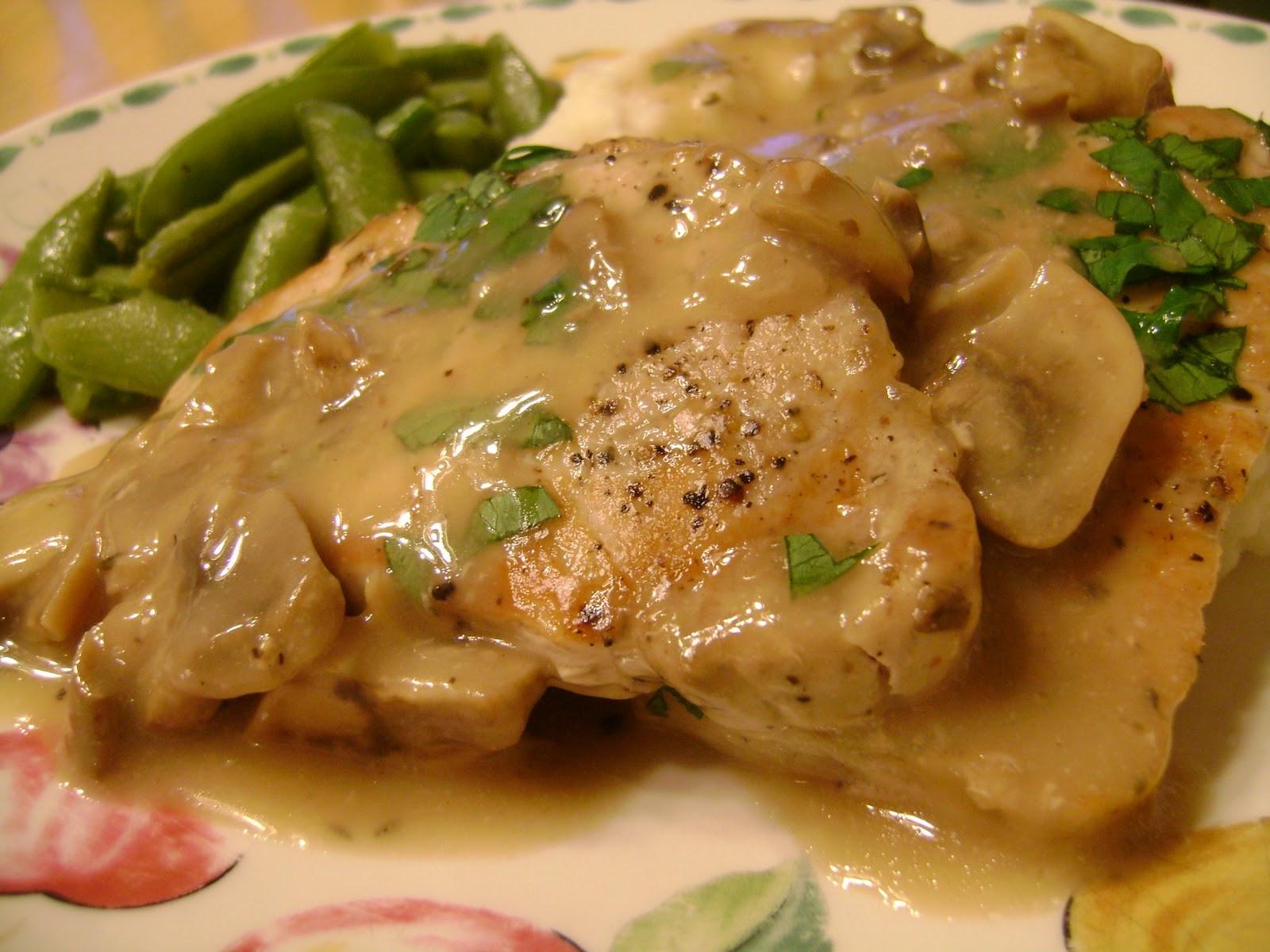 Pork Chops And Mushrooms  Mushroom Pork Chops
