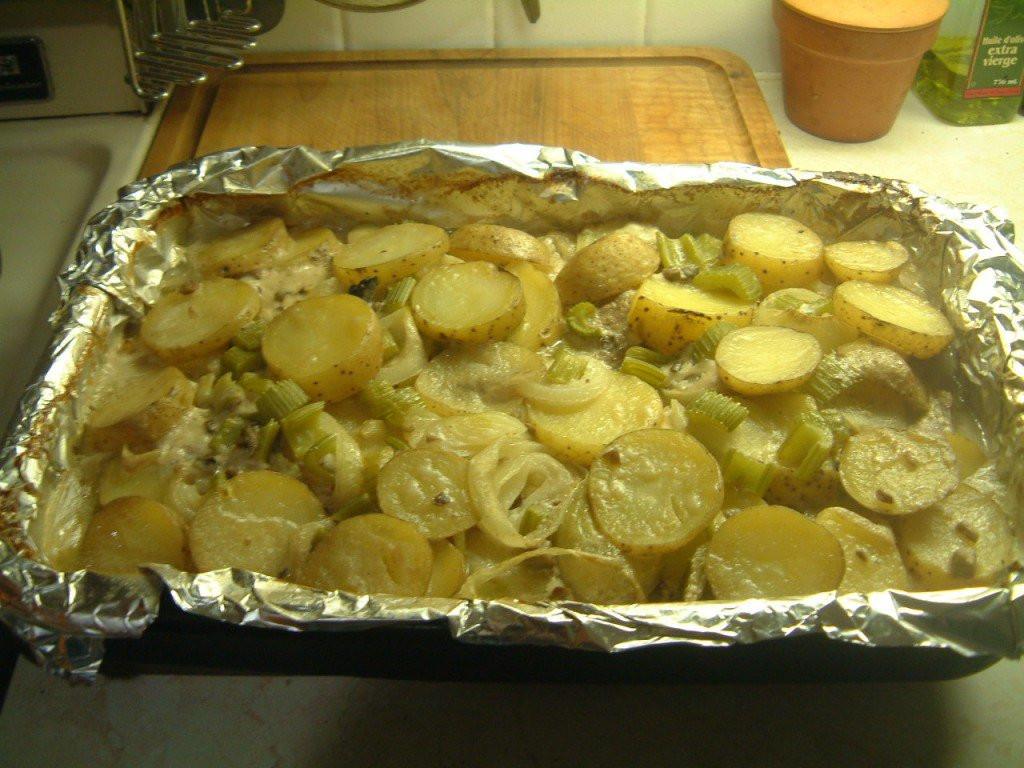 Pork Chops Cream Of Mushroom Soup  f1024