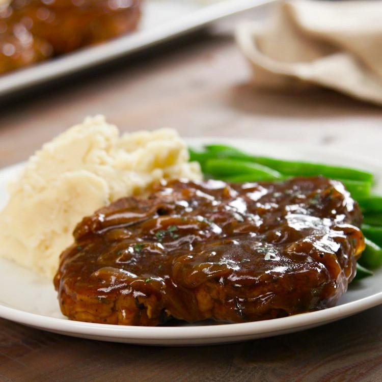 Pork Chops In The Slow Cooker  Slow Cooker Pork Chops Recipe & Video