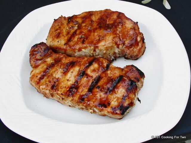 Pork Chops Internal Temp  Grilled BBQ Pork Chops
