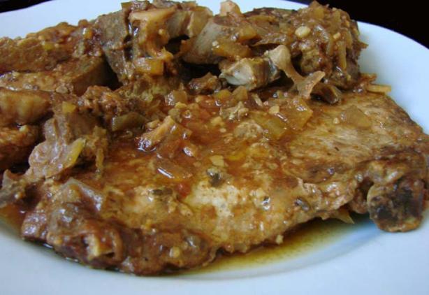 Pork Chops Recipes In Crock Pot  Crock Pot Pork Chops Recipe Food