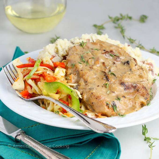 Pork Chops With Cream Of Mushroom Soup In Oven  10 Best Baked Pork Chops with Cream of Mushroom Soup and