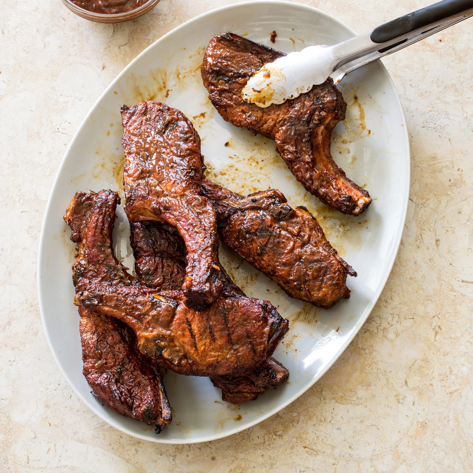 Pork Country Ribs  Sweet and Tangy Grilled Country Style Pork Ribs