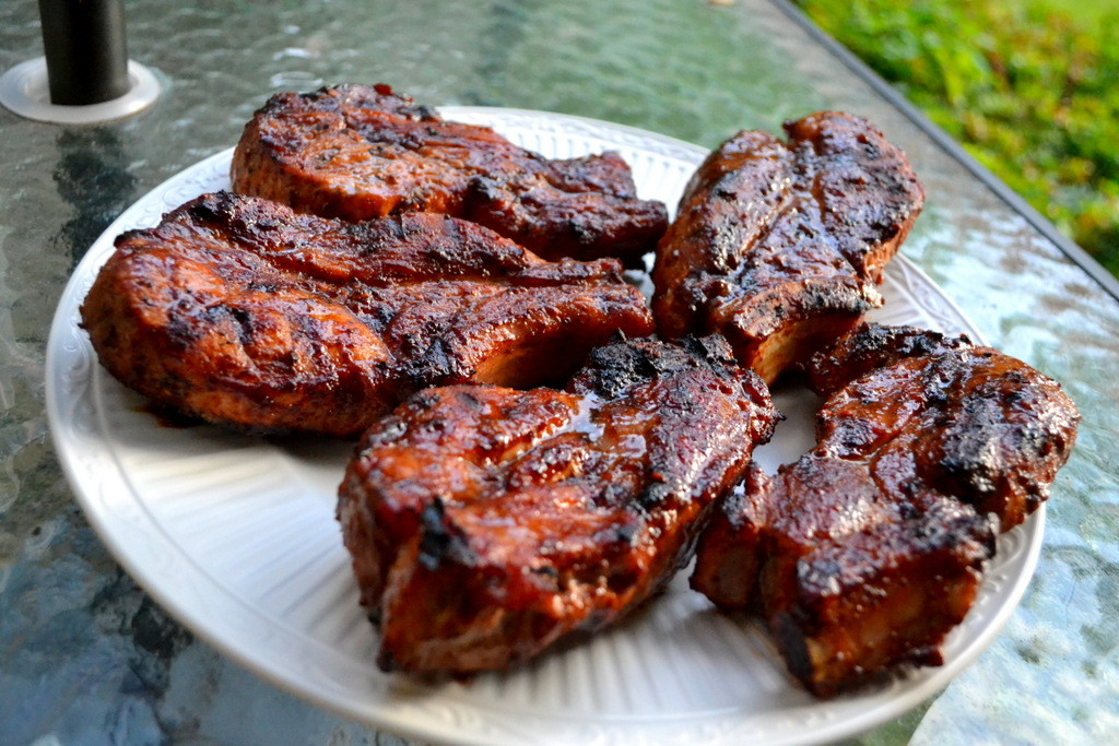 Pork Country Ribs  barbecue country style pork ribs