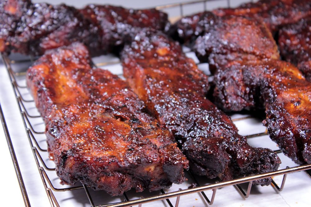 Pork Country Ribs  how to cook bone in country style pork ribs