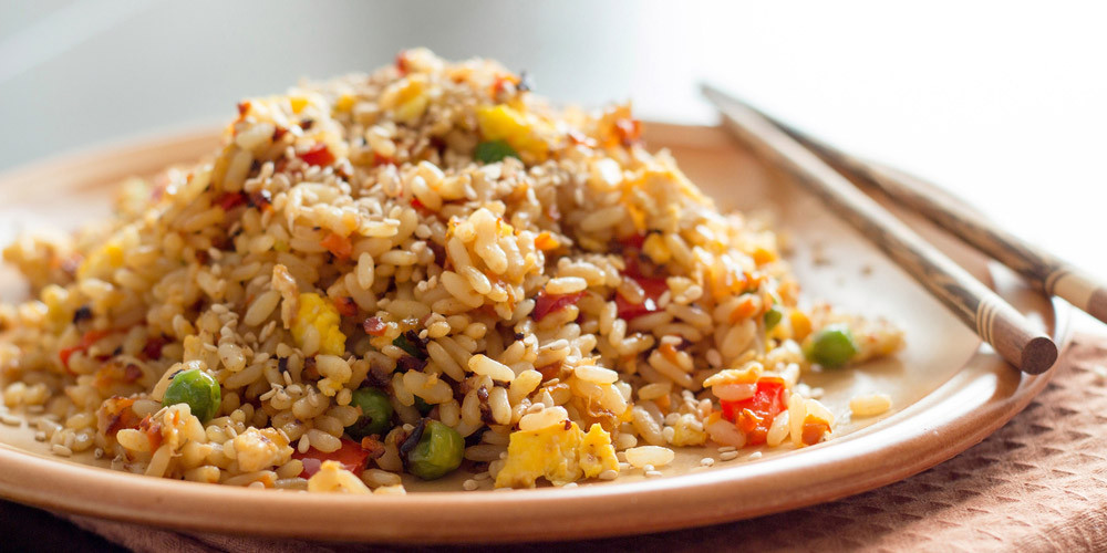 Pork Fried Rice Calories  how many calories in pork fried rice