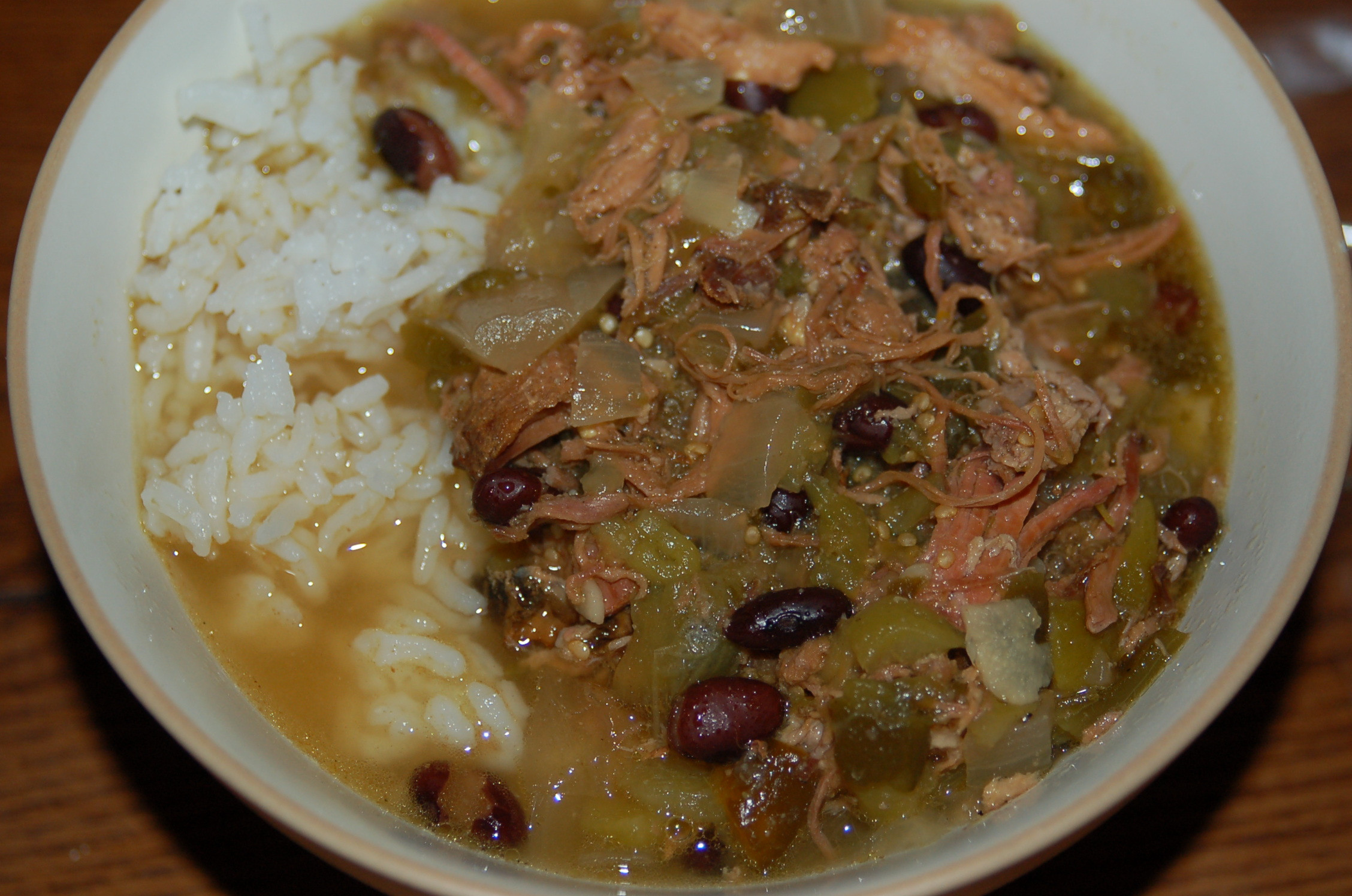 Pork Green Chili  Pork a Palooza Ten things you can make with leftover pork