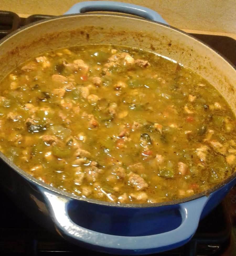 Pork Green Chili  Pork Green Chile Stew Recipe