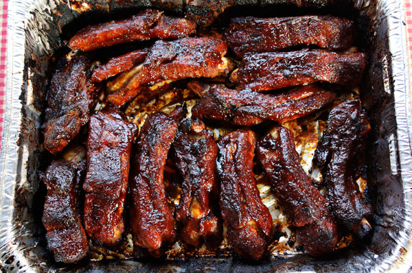 Pork Loin Back Ribs Oven  Fall f The Bone Ribs Jenny Can Cook