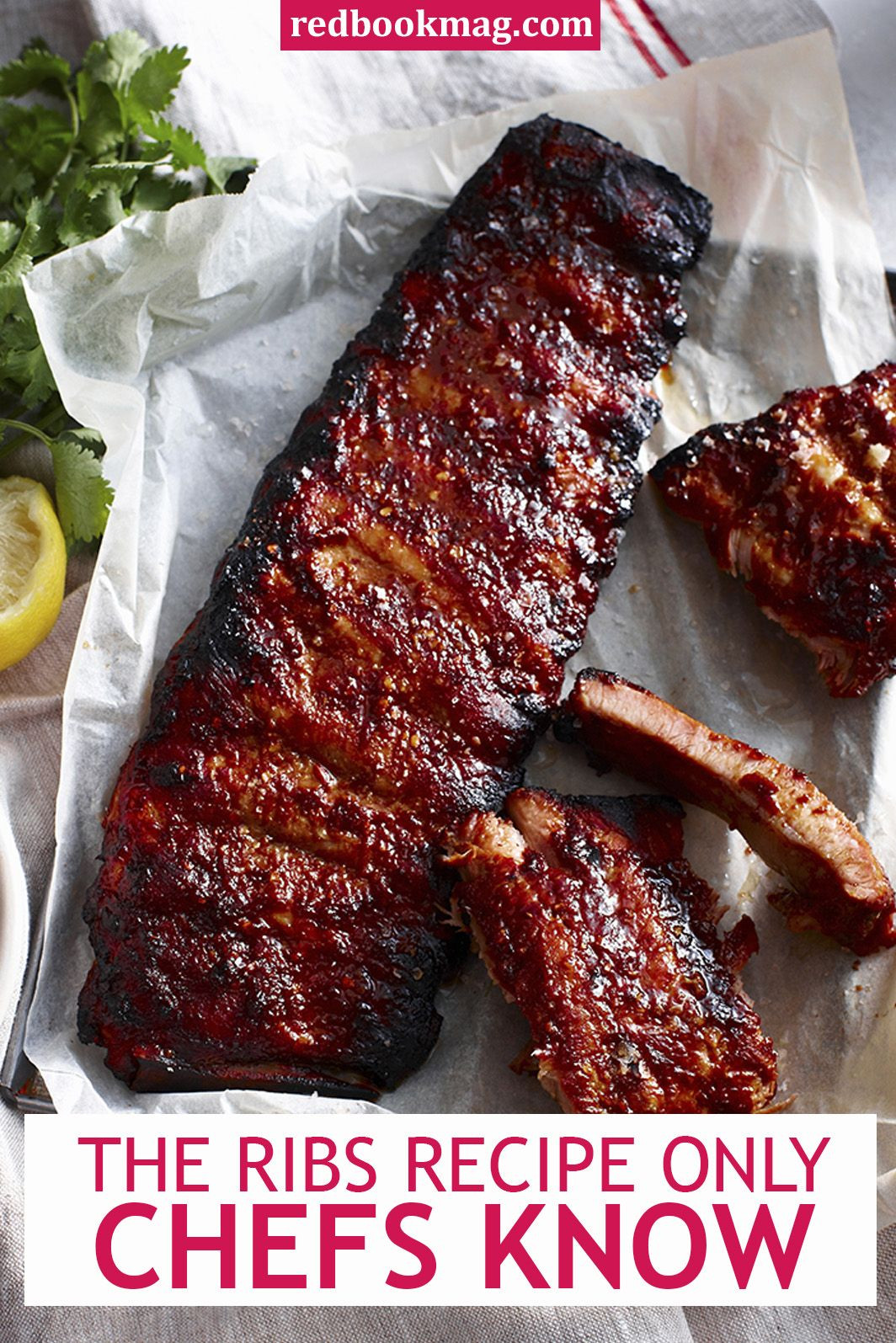 Pork Loin Back Ribs Oven  The Ribs Recipe ly Chefs Knew Until Now