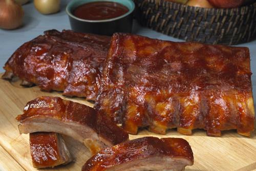 Pork Loin Back Ribs Oven  Beef Lamb & Pork Kidney Friendly Recipes DaVita