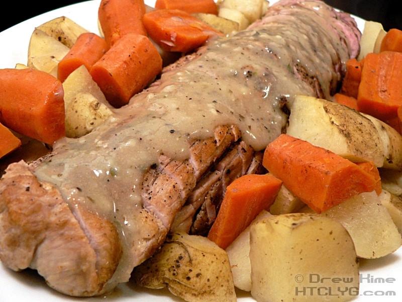 Pork Loin Crock Pot Recipe  How To Make Crock Pot Pork Tenderloin How To Cook Like