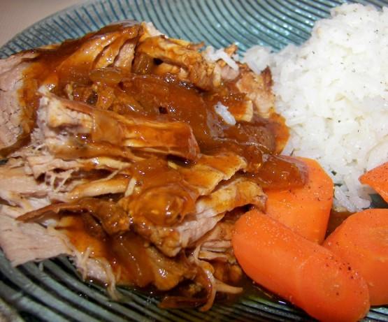 Pork Loin Crockpot  Couldnt Be Easier BBQ Pork Tenderloin Crock Pot Recipe