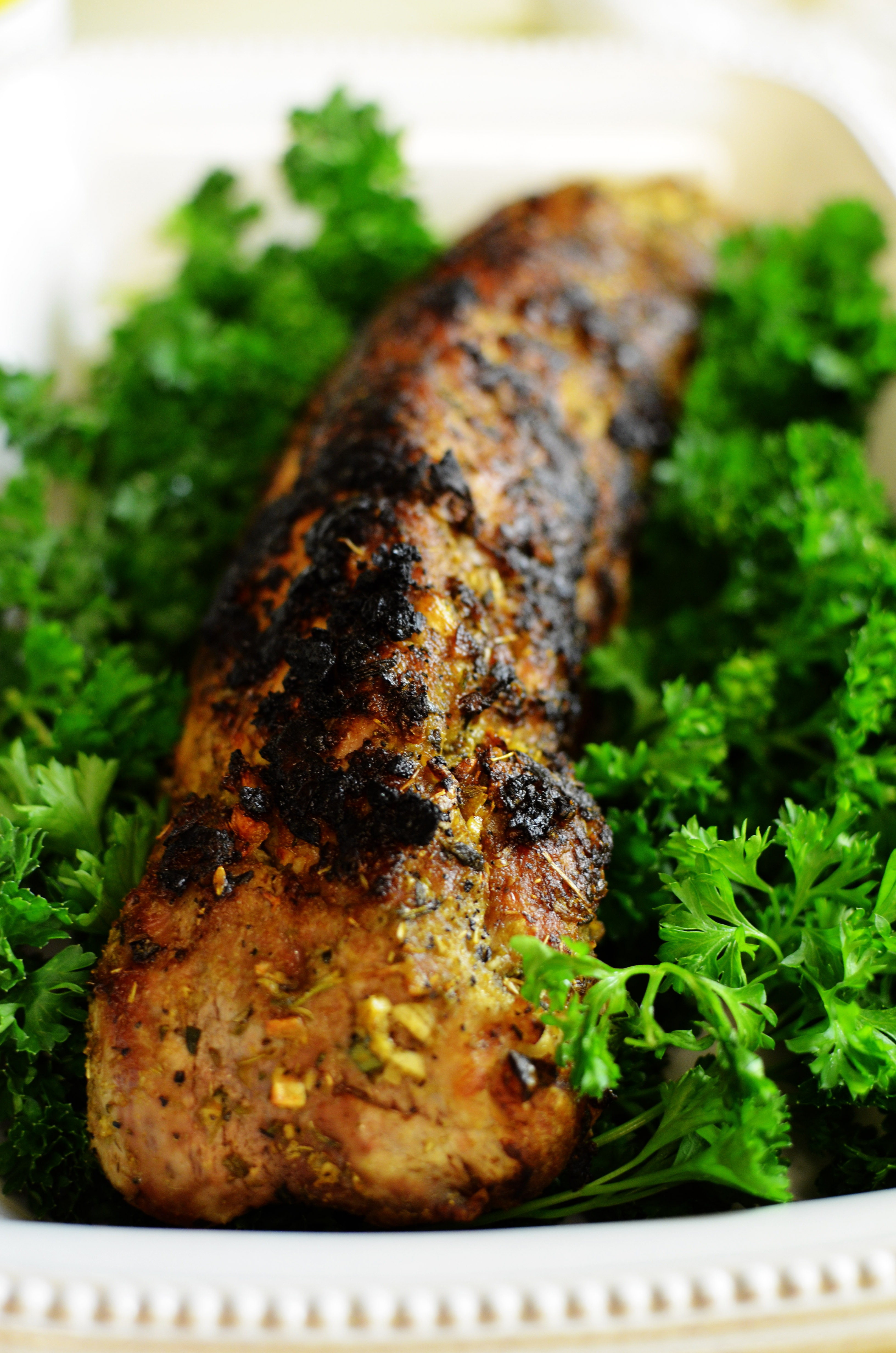 Pork Loin Dry Rub  Roasted Pork Tenderloin with a Dry Rub