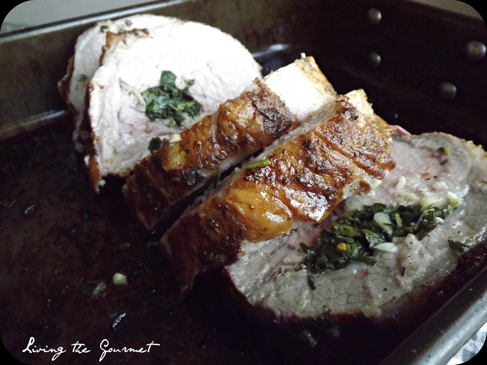 Pork Loin End Roast  Roast Pork Rib End Living The Gourmet