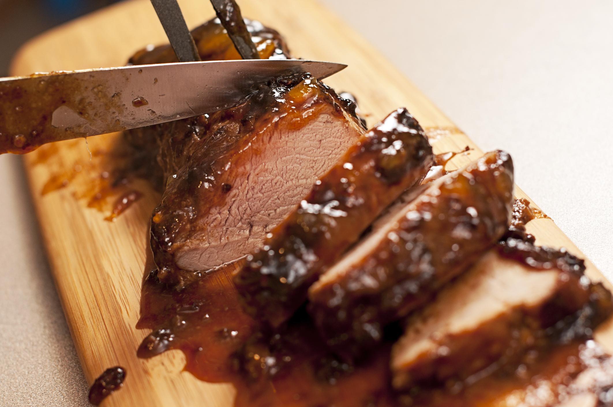 Pork Loin Instant Pot Paleo  Instant Pot Paleo Pork Tenderloin Recipe by Natalie Lobel