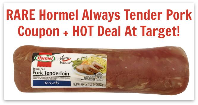 Pork Loin Nutrition  hormel pork tenderloin nutrition