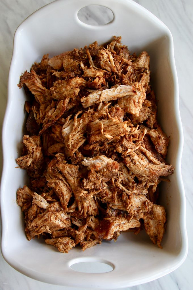 Pork Loin Pulled Pork  Pork Loin Pulled Pork Oven Roasted Low and Slow