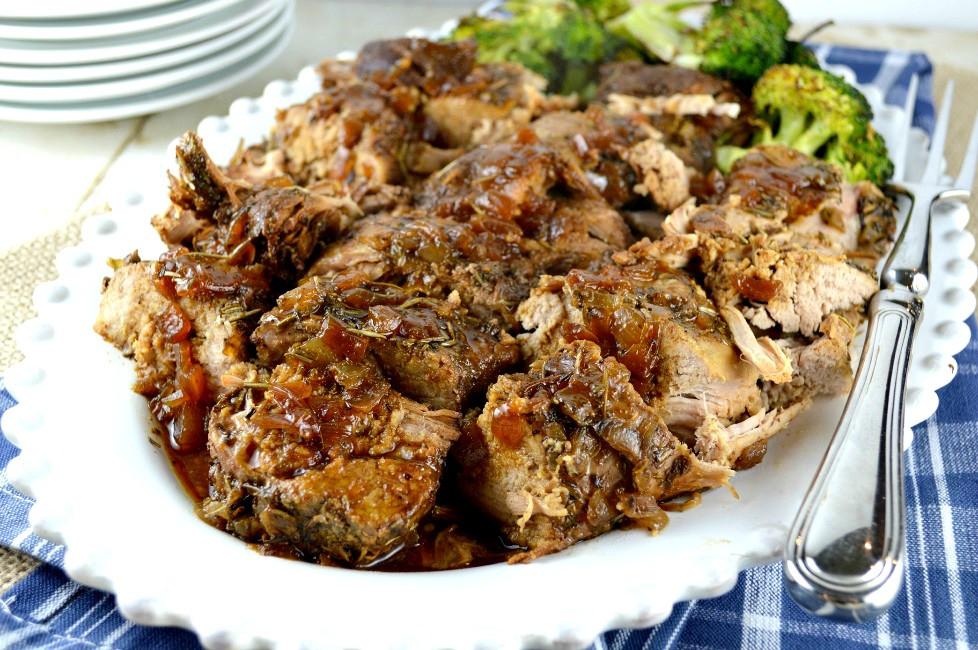 Pork Loin Recipe Crock Pot  The Best Crock Pot Pork Tenderloin Gonna Want Seconds
