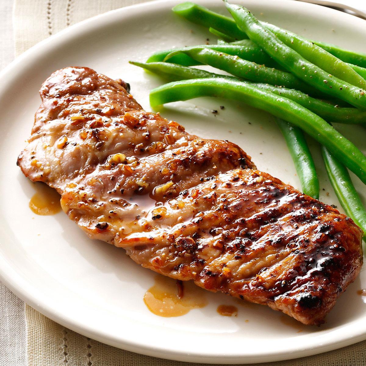 Pork Loin Recipes  Caramelized Pork Tenderloin Recipe