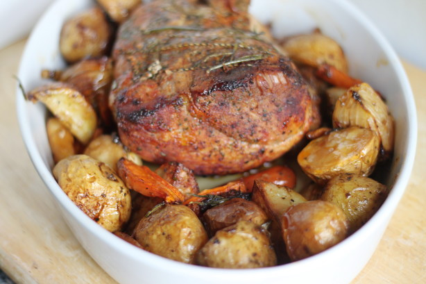 Pork Loin Roast Recipe Slow Cooker With Vegetables  Boneless Pork Roast Recipe Food