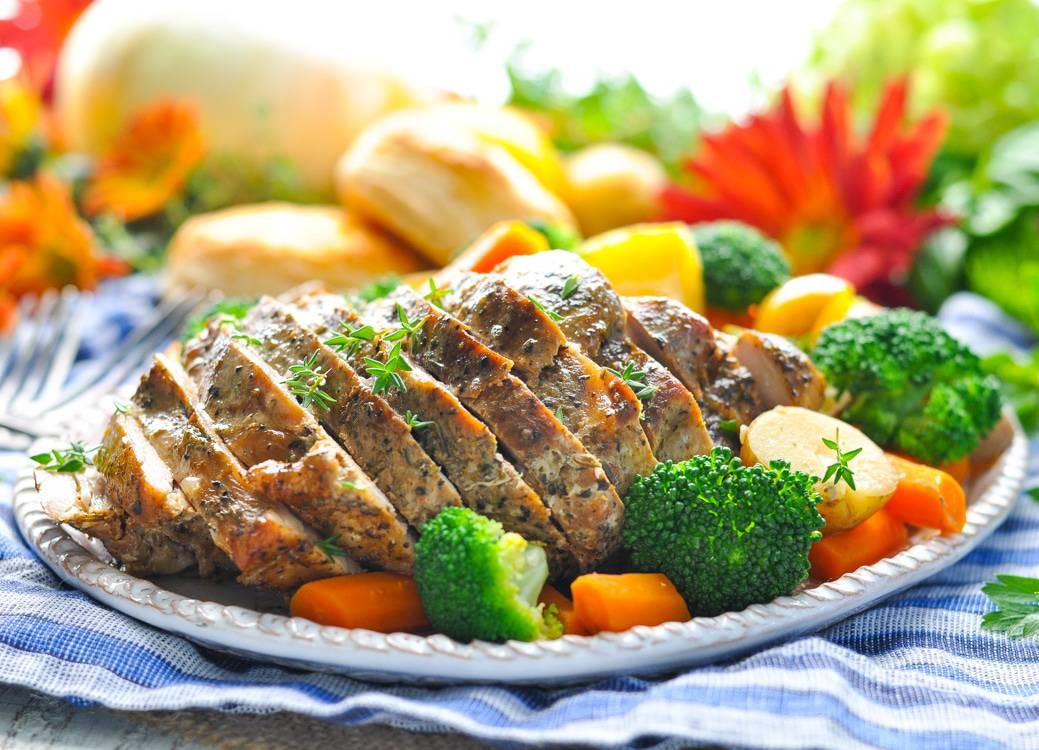 Pork Loin Roast Recipe Slow Cooker With Vegetables  pork tenderloin and ve ables slow cooker recipes