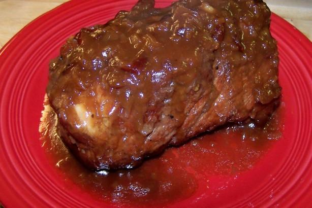 Pork Loin Roast Slow Cooker  Slow Cooker Crock Pot Cranberry Pork Loin Roast Recipe