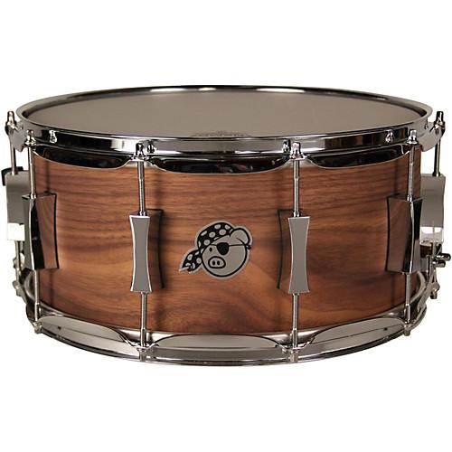 Pork Pie Drums  Pork Pie Walnut Snare Drum