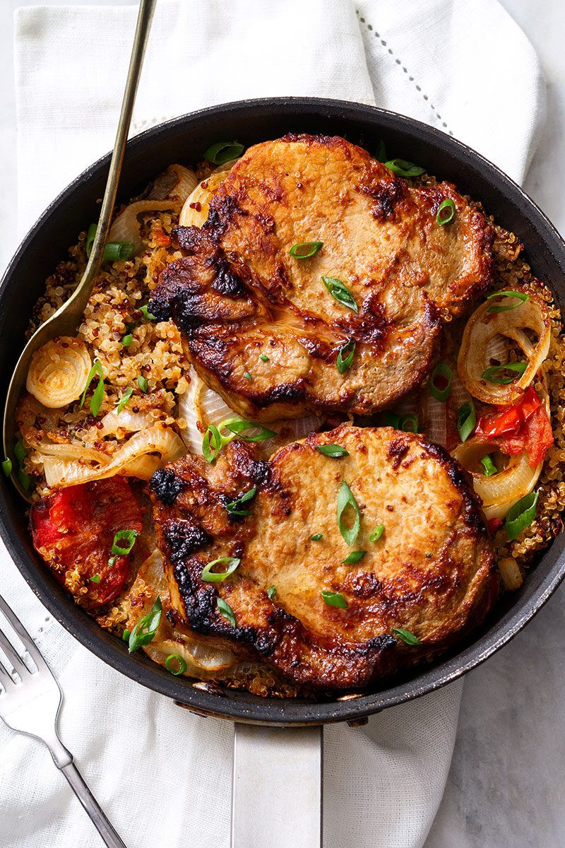 Pork Recipes For Dinner  43 Low Effort and Healthy Dinner Recipes — Eatwell101