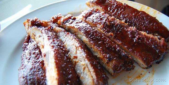 Pork Ribs Rub  Dry Rub Oven Baked Pork Ribs Soupbelly